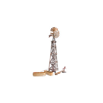 Woodland Scenics N Scale Old Windmill # BR4936
