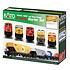 Kato Trains Kato N Scale Canadian National ES44AC Starter Train Set # 106-0020