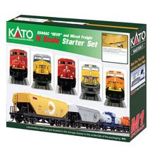 Kato Trains Kato N Scale Union Pacific ES44AC Starter Train Set # 106-0023