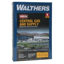 Walthers N Central Gas And Supply # 933-3213