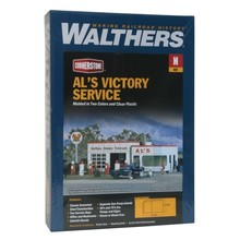 Walthers N  Al's Victory Service # 933-3243