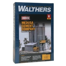 Walthers N Medusa Cement Company # 933-3218