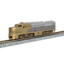"""Kato Trains Kato N Scale Alco PA -1 W DCC  #53L"""" # 176-2302"""