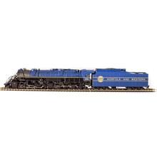 Broadway Limted HO P3 N&W Y6b 2-8-8-2 #2198 Steam Loco/Blue # 6416