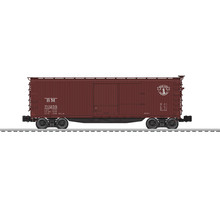 Lionel O Boston & Maine # 70255 Scale Double Sheath Boxcar # 6-83348