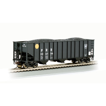 Bachmann HO Scale Pennsylvania 100-Ton 3 Bay Hopper  #18713