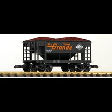 Piko G D&RGW Ore Car 52116 w/Ore Load# 38912