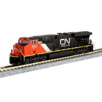 Kato Trains Kato N  GE ES44AC #2952 # 176-8939
