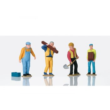 LGB G Workers Figure Set # 53005