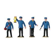 LGB G Train Crew Figures set # 53001