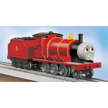 "Lionel O Gauge Thomas & Friends ""James"" Engine C#151 #6-18734"