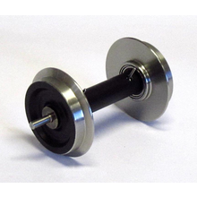 PIKO G BB Metal Wheelsets w/Pickups, 30mm, 2 Pcs # 36167