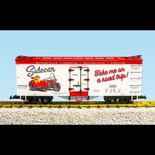 USA Trains USA G Sidecar Refrigertor Car # R16030