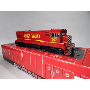 Atlas HO Lehigh Valley  GE U23B Road #507 # 8662