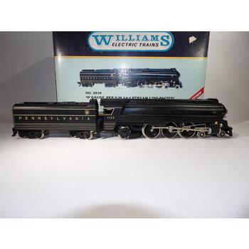 Williams  Brass O Gauge PRR K4s 4-6-2 Stream Line Pacific Loco C#209 # 5010