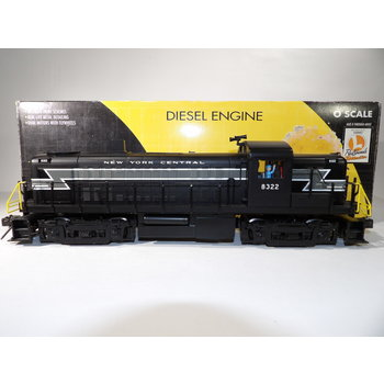 K-Line (TMCC) O Gauge NYC Alco RS3 Locomotive C#209 K2470-8322