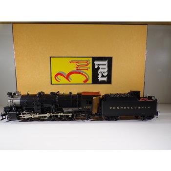 3rd Rail Brass  (TMCC) O Gauge PRR I1 2-10-0 Decapod (short tender) Loco Lionel TMCC & sounds C#209 # 4668