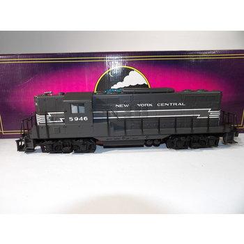 MTH O Gauge PS3 Upgrade NYC #5946 EMD GP9 Diesel Loco C#209 # 5946