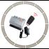 PIKO G PRR Freight R/C Starter Set 120V # 38107