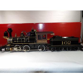 Bachmann G Spectrum Kansas Central Steam 2-6-0 Mogul w/Tender   # 81491