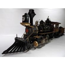 Bachmann G Spectrum Denver & rio Grande l Steam 4-4-0  Mogul w/Tender   # 81398
