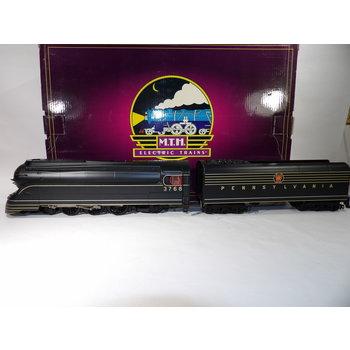 MTH Trains MTH O Gauge PRR #3768 4-6-2 K-4s Locomotive C#209 # 20-3297-1