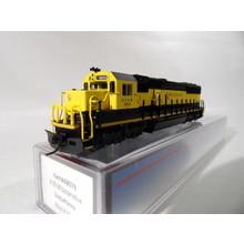 Atlas N Scale Susquehanna #3810  SD-60  Diesel Loco # 49076