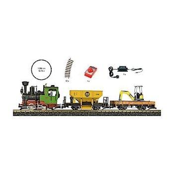 LGB G Stainz Work Freight Starter Set & Sounds # 72403