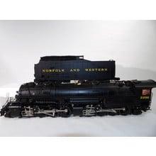 Lionel (TMCC) O Gauge N&W Y6b 2-8-8-2 Mallet Loco C#209 # 6-28085