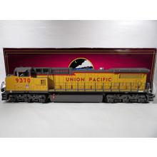 MTH Trains MTH O Gauge UP #9370 Dash 8-40CW  Proto 2.0 Locomotive C#209 # 20-2946-1