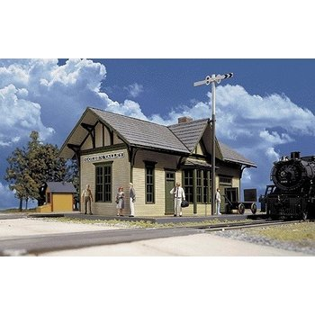 Walthers HO Golden Valley Depot 933-3532