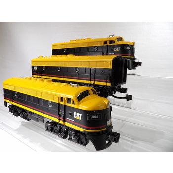 MTH O F3 Caterpillar ABA Diesel set 2.0 Proto Sounds C#151 # 30-4116E-1