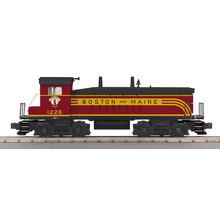 MTH Trains MTH  O Gauge RailKing Boston & Maine  SW-9 Switcher Diesel Engine w/Proto-Sound 3.0  # 30-20910-1