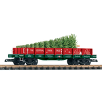 Piko G Scale  Central Park Christmas Tree Transport # 38777