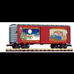 Piko G Scale Christmas Boxcar 2021 # 38905