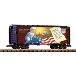 Piko G Scale  American Traditions Betsy Ross Reefer # 38922