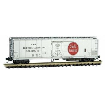 Micro Trains Line N Swift Refrigerator Line Reefer Car  # 069 00 240