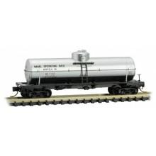 Micro Trains Line N U.S. Navy 39' Single Dome Tank Car # 065 00 970
