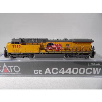 Kato Trains Kato N Scale Union Pacific Building America AC4400CW #176-7007