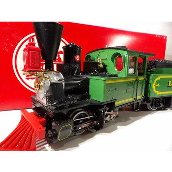 LGB G Green Steam loco ( No smoke ) # 2017