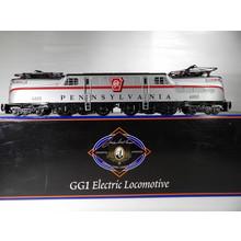 Lionel (TMCC) O Gauge PRR GG1 Silver – Congressional Loco C#209 # 6-18374