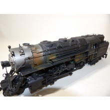 K-line K-Line (TMCC) O Gauge B&A Suburban Tank #403 Weathered Loco C#209 # KW3470-0403CC