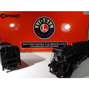 Lionel (TMCC) O Gauge NYC Mohawk L2a 4-8-2 Locomotive # 6-38053
