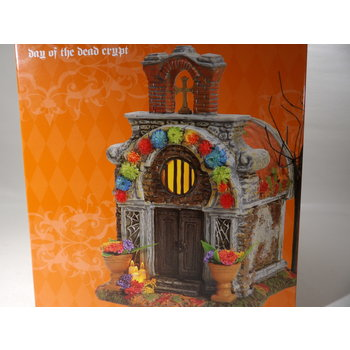 Department 56 Halloween Day of the Day Crypt # 6007642