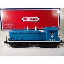 Williams O Boston & Maine NW-2 Diesel loco sounds # 21650