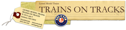 Trains on Tracks LLC.