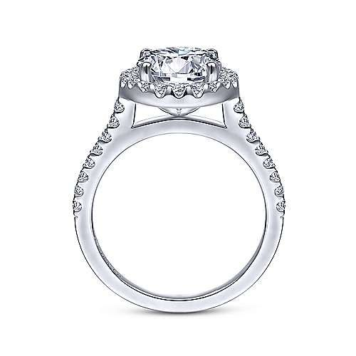 Gabriel & Co ER9349 0.41 ct tw 2ct head