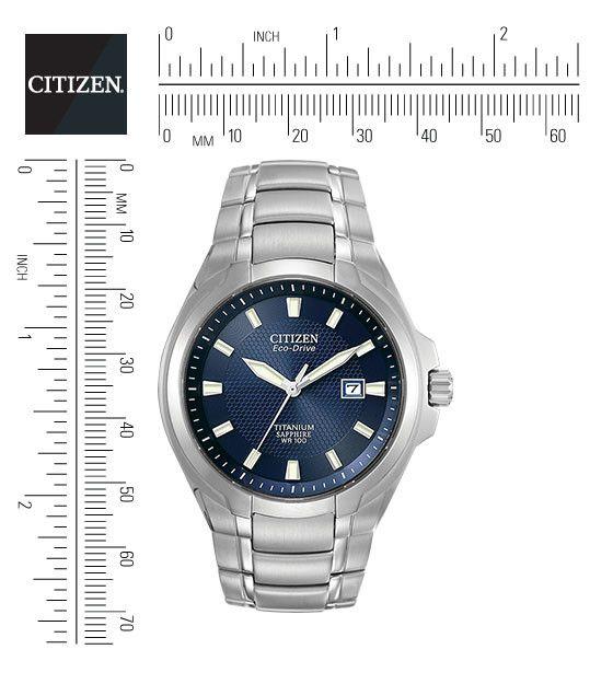 Citizen Watch BM7170-53L titanium watch