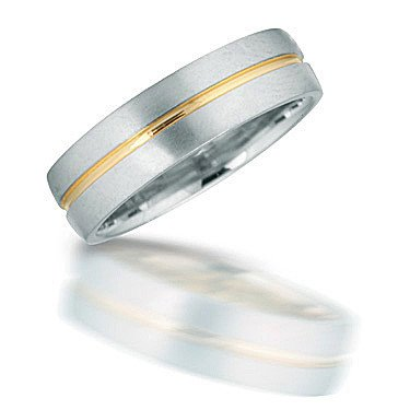 Novell NT08018 gent's wedding band