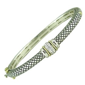 ACB60 diamond bangle bracelet